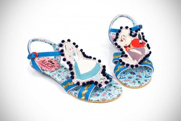 Alice in Wonderland x Irregular Choice Time Is Ticking