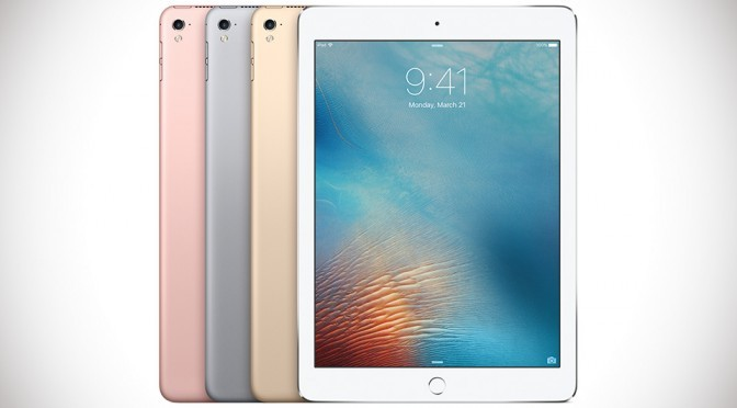 Apple 9.7-inch iPad Pro: Same Specs, If Not Better, In A Smaller Package