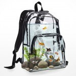 Aquarium Backpack Lets You Take Your Pet Fishes For A Walk