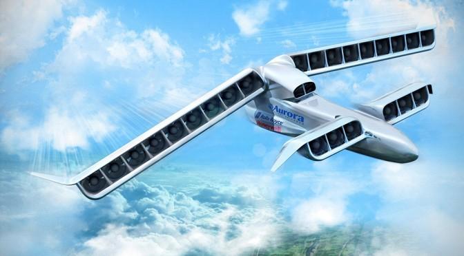 Aurora Wins DARPA VTOL X-Plane Experimental Plane Challenge