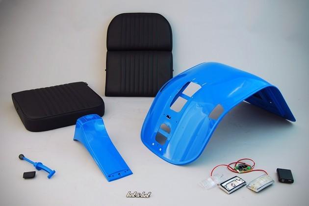 Bel&Bel BV-14 Scooter Chair