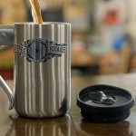 These Guys Put A Bike Brake Lever On A Coffee Mug And It Looks Awesome