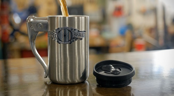 Coffee Brake Mug Version 4