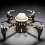 This UAV Lurks Beneath The Water, Only Emerging For Aerial Missions