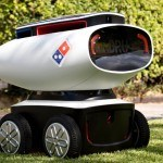 Meet DRU, Domino's Australia's Idea of Autonomous Pizza Delivery