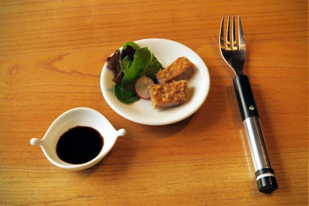 Electric Flavoring Fork by Rekimoto Lab