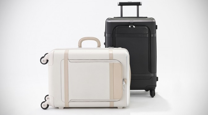 Floatti Super Suitcase by Ponti Design Studio