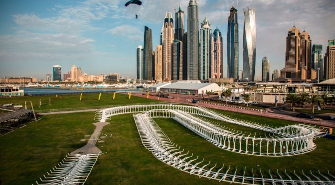 British Teen Placed First In The Inaugural World Drone Prix In Dubai