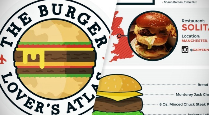 Infographic: The Burger Lover's Atlas