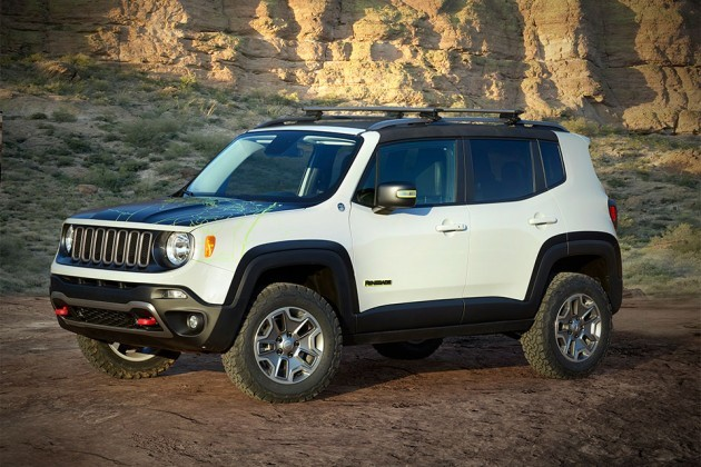 Jeep Renegade Commander