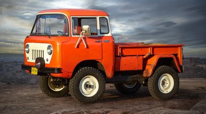 Jeep & Mopar's Seven Concept Vehicles Headed To 50th Easter Jeep Safari