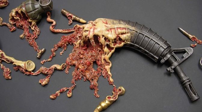 Karma III - Battlefield by Johnson Tsang