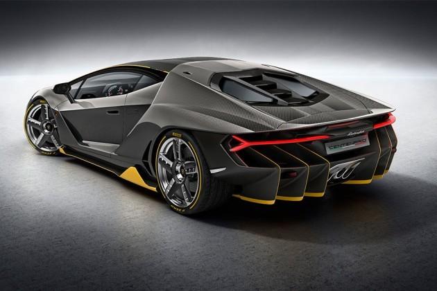 Lamborghini Centenario LP 770-4 Supercar