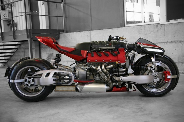 Lazareth LM 847 Superbike