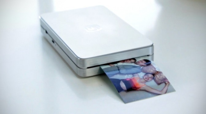 LifePrint Augmented Reality Printer