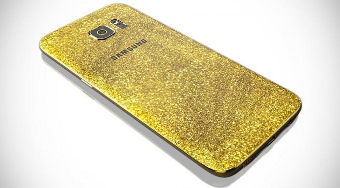 Goldgenie Lends Samsung Galaxy S7 And Galaxy S7 Edge The Midas Touch