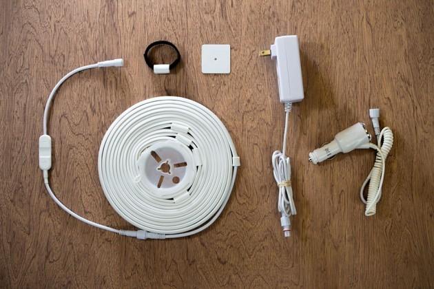Basecamp Portable Light Ropes