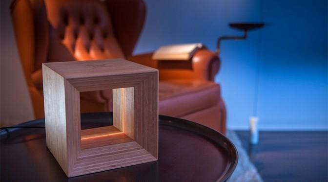 Lux3 Wellness Lamp by Gerardo Abriola