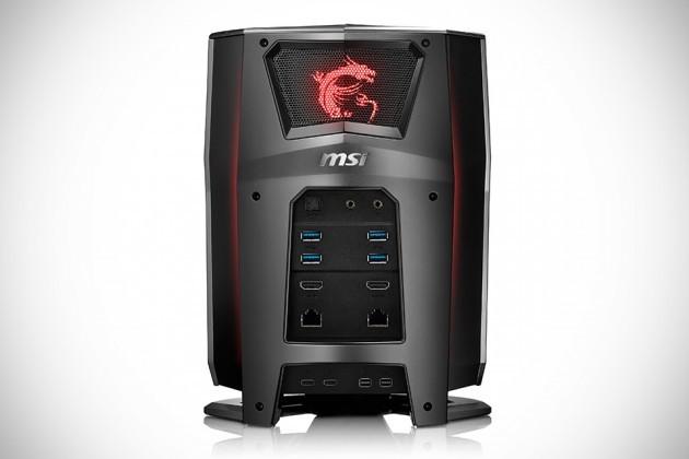 MSI Vortex G65 Mini-tower Gaming PC