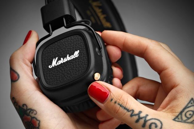 Marshall Headphones Major II Bluetooth Headphones