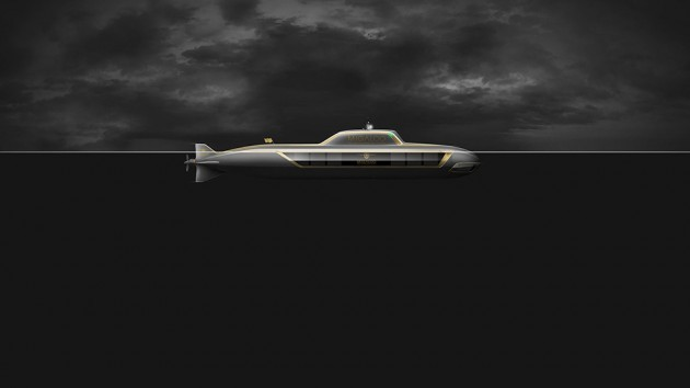 Migaloo M-Series Private Submersible Yachts M2