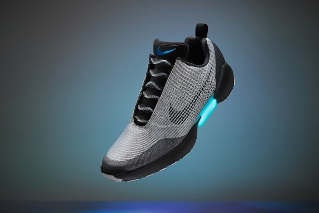Nike HyperAdapt 1.0 Adaptive Lacing Shoes