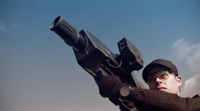 OpenWorks Engineering SkyWall Anti-Drone Bazooka