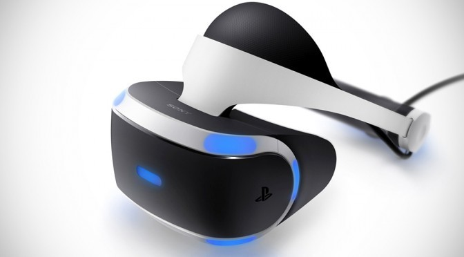 Playstation VR Headset to Launch in October 2016