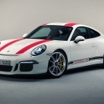 Porsche 911 R: A Pure-Bred Sports Car With 500 Horsepower