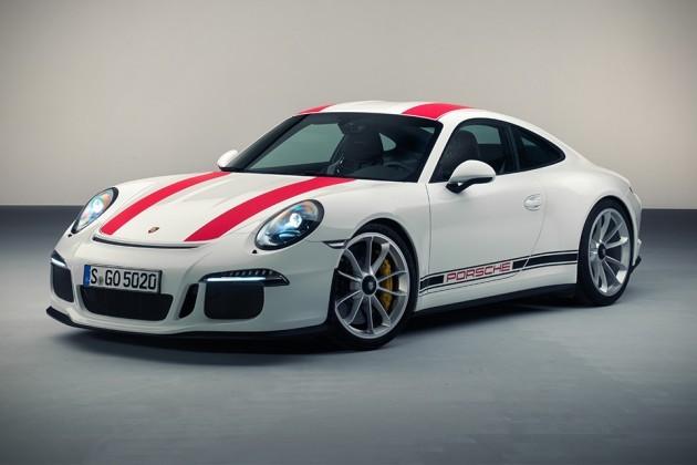 Porsche 911 R at Geneva
