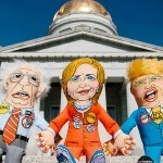 Adorable Presidential Parody Stuffed Toys For You And Your Pet's Pleasure