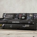 For $5,000, You Will Get What's Needed To Turn This Sofa Into A Punk Sofa