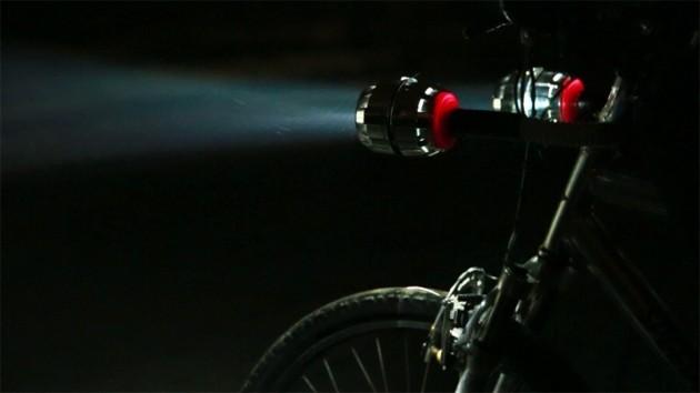 Repulsor Handsfree Flashlights