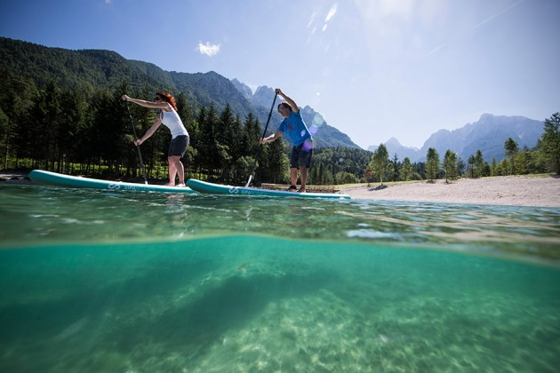 SipaBoards Air Self-inflating Standup Paddleboard Cruiser