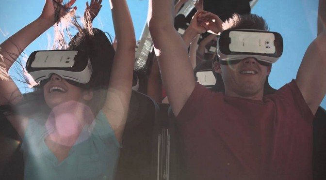 Six Flags Brings Virtual Reality To Roller Coasters With Gear VR
