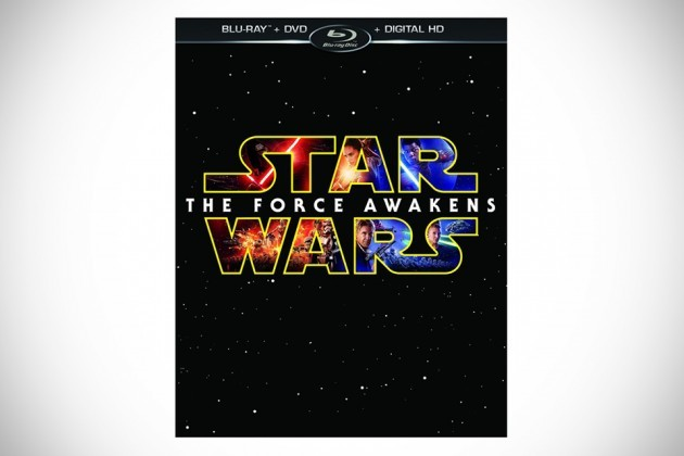 Star Wars: The Force Awakens Blu-ray/DVD/Digital HD