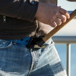 The Fishing Buckle: A Fighting Belt That Is Also A Regular Waist Belt