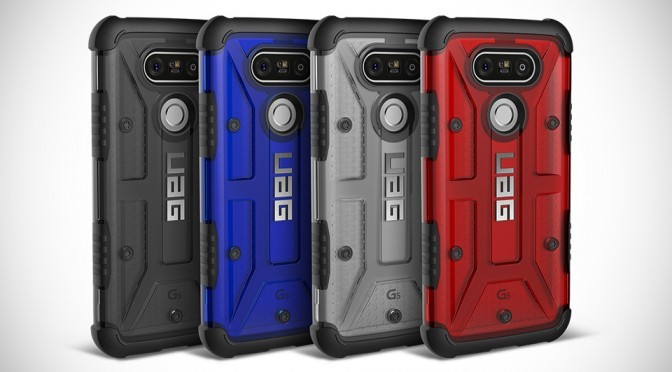 Urban Armor Gear Outs Drop-Tested Cases For LG G5 Smartphone