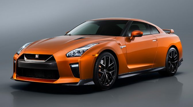 2017 Nissan GT-R With New Color Will Roll Into Showrooms This Summer