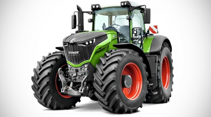 We Bet You Never Thought A Tractor Could Be A Red Dot Design Awardee