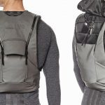 Adidas' Body Fitted Backpack Looks Like A Backpack Of The Future