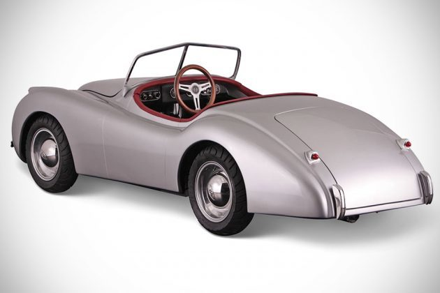 Adult's Jaguar XK120 Mini Roadster