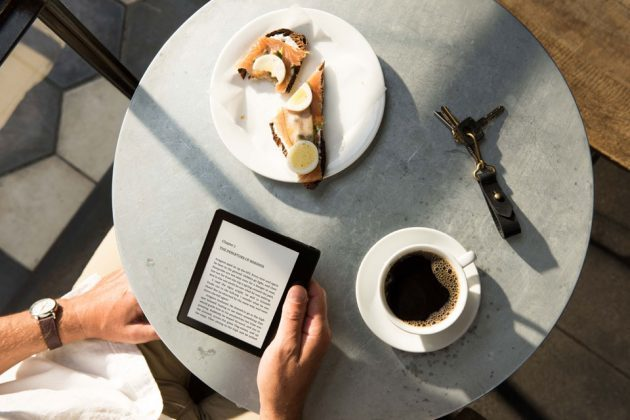 Amazon Kindle Oasis eReader