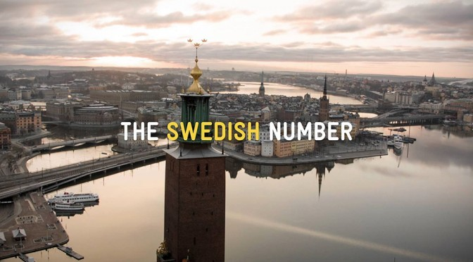 Sweden Is The First Country To Have Its Own Number Which You Can Call