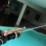 Champagne Gun Is The Super Soaker For Champagne-Loving Grown Ups