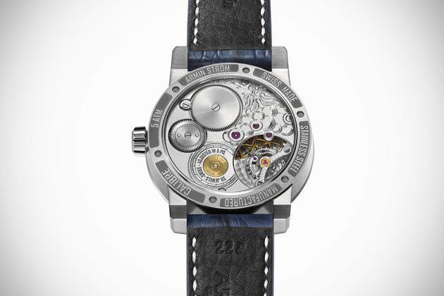 Armin Strom Cognac Swiss Watch