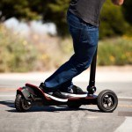 CycleBoard Scooter Lets You Surf On Land, Snowboard Without Snow