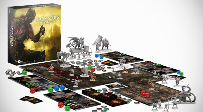 <em>Dark Souls</em> Board Game Looks As Mind-Blowing As The Video Games