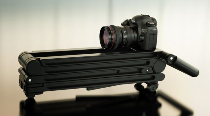 Edelkrone Reinvents Tripod By Doing Without The Three-leg Design