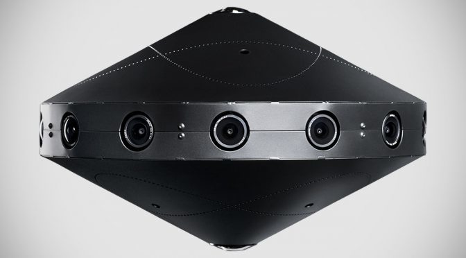 Facebook Surround 360 Video Capture System
